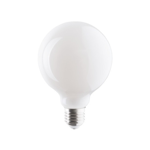 Żarówka BULB GLASS BALL LED 8W  E-27 9177