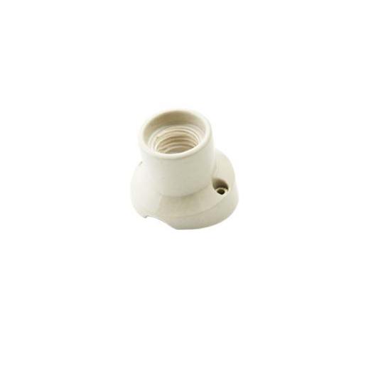 Kinkiet Oprawka porcelanowa BiAŁA  E27 0068