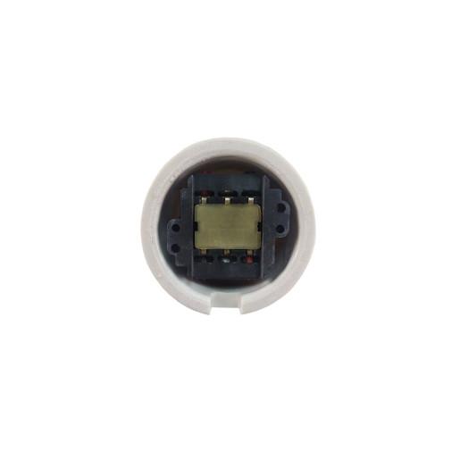 Włącznik światła retro krzyżowy ANTICA CZARNA,T-01C czarny