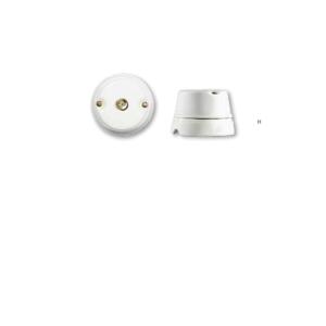 Porcelanowe gniazdo natynkowe antenowe, TV męskie, GiGambarelli,00241