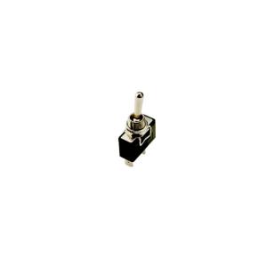 Jednobiegunowy metalowy przełącznik dźwigniowy podtynkowy (metalowy) 1701 / H