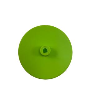 Podsufitka tworzywo sztuczne, zielona, spider (pająk), ZX-DIY-PC036