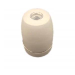 Oprawka porcelanowa biała E27