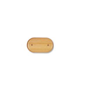Drewniana podstawa sześcienna dąb, GiGambarelli,01131