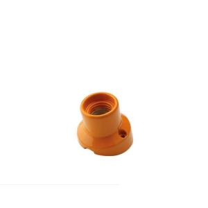 Kinkiet Oprawka porcelanowa POMARAŃCZOWY E27