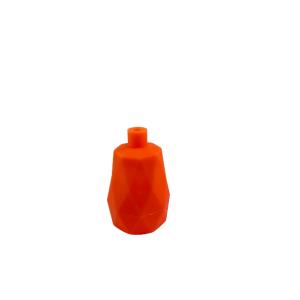 OPRAWKA SILICON CAP - POMARAŃCZOWA, ZX-DIY-SH038