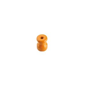UCHWYT DO MOCOWANIA KABLI W OPLOCIE izolator pomarańczowy
