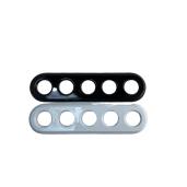 Ramka pięciokrotna do włącznika  światła ANTICA retro czarna 5